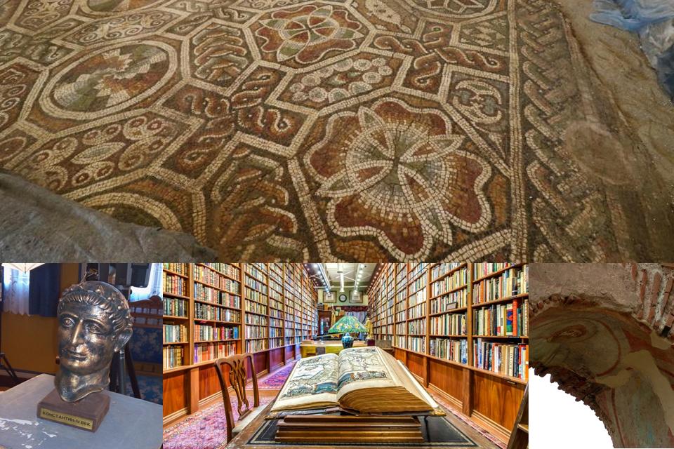 Законодателство и нормативна уредба за управление и развитие на културното наследство и културния туризъм
